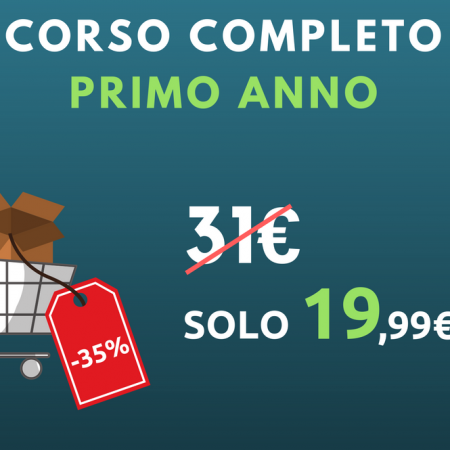 Full Pack – Primo Anno L33